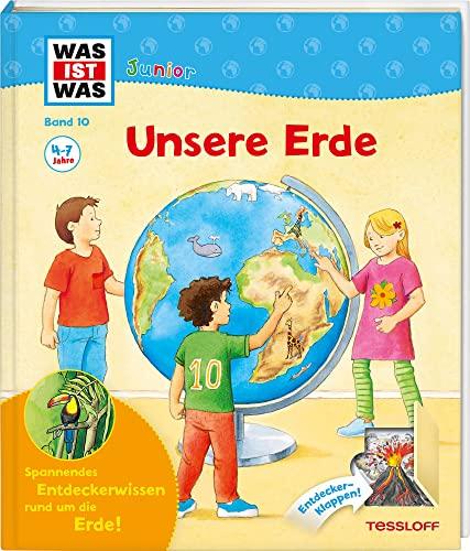 9783788622046: Was ist was junior: Unsere Erde