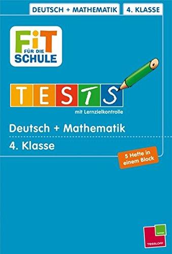 Deutsch + Mathematik 4. Klasse: Marianne Bellenhaus;Peter Kohring;Werner Zenker