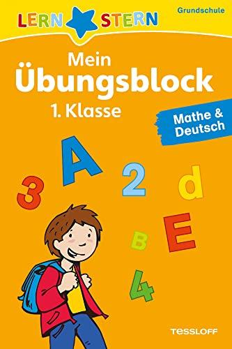 9783788625245 Lernstern Mein übungsblock 1 Klasse Mathe