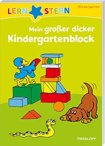 9783788625382: Mein großer dicker Kindergartenblock