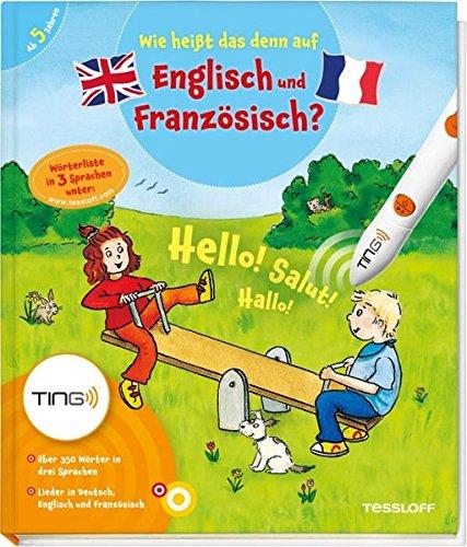 Wie heißt das denn auf Englisch und Französisch? Lernen mit dem Ting-Hörstift: &...