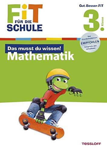 9783788626877: Fit für die Schule: Das musst du wissen! Mathematik 3. Klasse