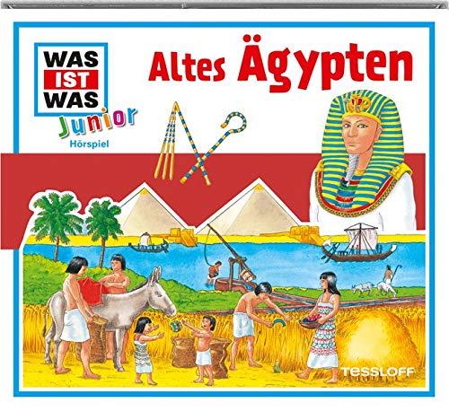 9783788627881: Was ist was Junior Hörspiel-CD: Altes Ägypten