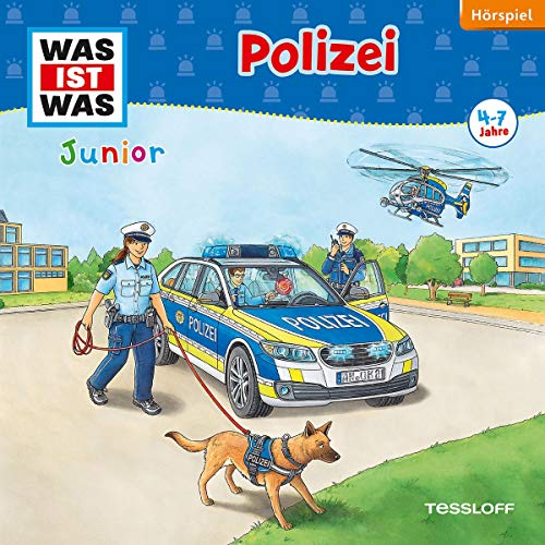 9783788628130: Folge 08: Polizei