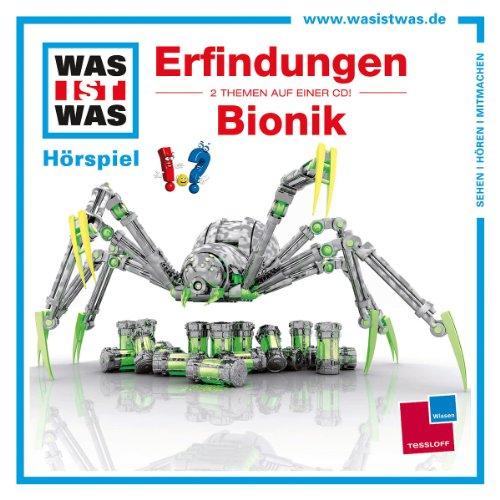 9783788629212: Was ist Was 41: Erfindungen/Bionik