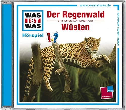 9783788629502: Folge 24: Der Regenwald/W�sten