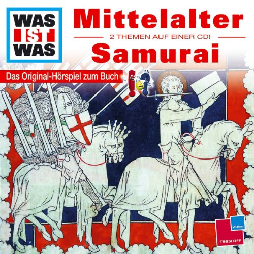 9783788629618: Mittelalter / Samurai. CD