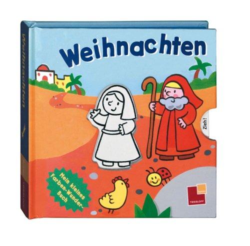 9783788631352: Mein kleines Farben-Wunder-Buch Weihnachten