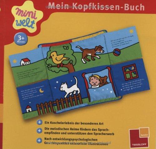 9783788632014: Mein Kopfkissen-Buch