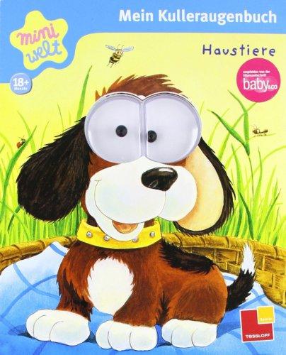 9783788632526: Mein Kulleraugenbuch Haustiere