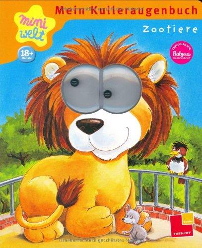 9783788632571: Mein Kulleraugenbuch Zootiere