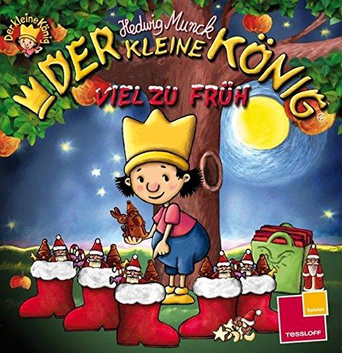 9783788632960: Der kleine König. Viel zu früh