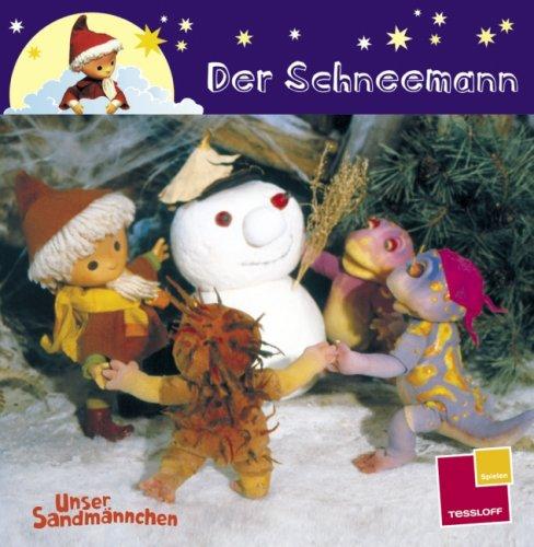 9783788633011: Unser Sandmännchen. Der Schneemann