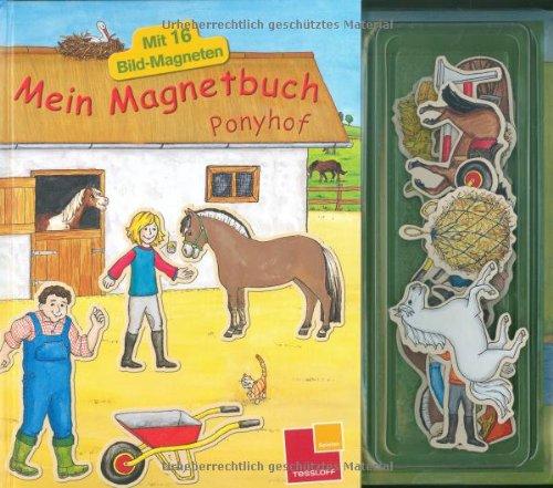 9783788633271: Mein Magnetbuch. Ponyhof