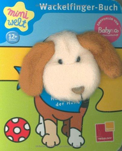 9783788633318: Wackelfinger-Buch: Harry, der Hund
