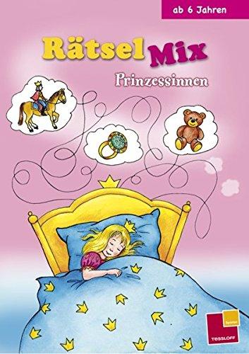 9783788635077: RätselMix Prinzessinnen