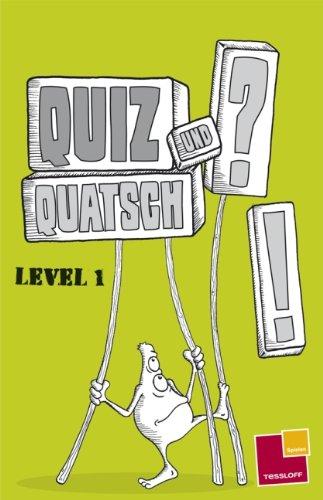 9783788636340: Quiz und Quatsch. Level 1