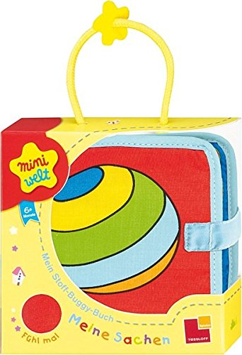 9783788636777: Miniwelt: Mein Stoff-Buggy-Buch. Meine Sachen: Ab 6 Monate