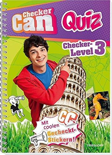 9783788636951: Checker-Can-Quiz. Checker-Level 3