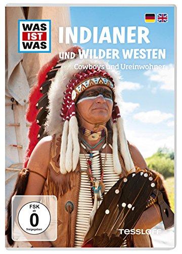 9783788642402: Was ist was: Indianer und wilder Westen - Cowboys und Ureinwohner [Alemania] [DVD]