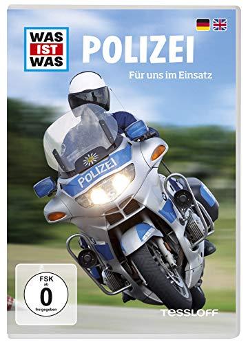 9783788642655: Was ist was: Polizei - Für uns im Einsatz [Alemania] [DVD]