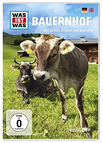 9783788642747: Was ist was DVD: Bauernhof. Wo unser Essen herkommt