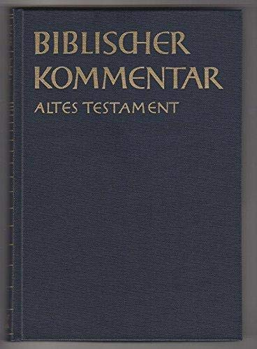 Kohelet (Biblischer Kommentar Altes Testament. Band XIX)