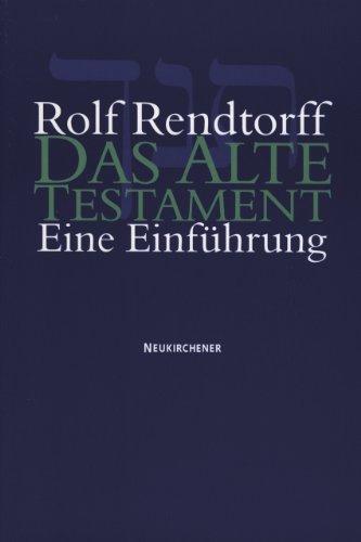 9783788706869: Das Alte Testament. Eine Einführung.