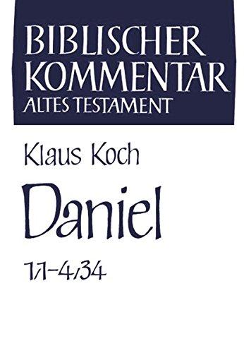 Daniel / BKAT: Thomas Willi