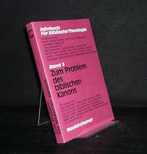 9783788712662: Jahrbuch fŸr Biblische Theologie, Band 2 (1987) Der Eine Gott der Beiden Testamente