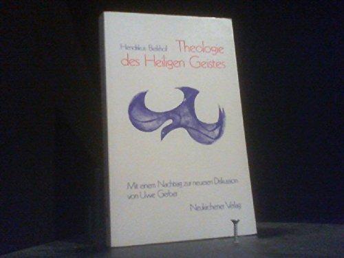Theologie des Heiligen Geistes: n/a