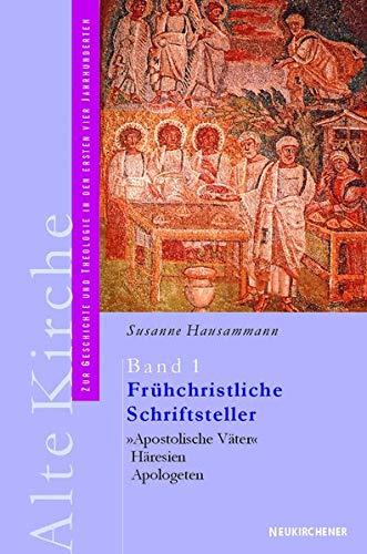 Alte Kirche, Bde. 1-5. Bd.1: Frühchristliche Schriftsteller. Bd.2: Verfolgungs- und Wendezeit der ...