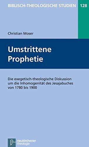 Umstrittene Prophetie: Christian Moser