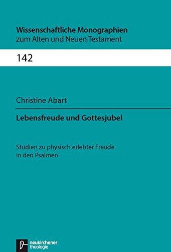 Lebensfreude und Gottesjubel: Christine Abart