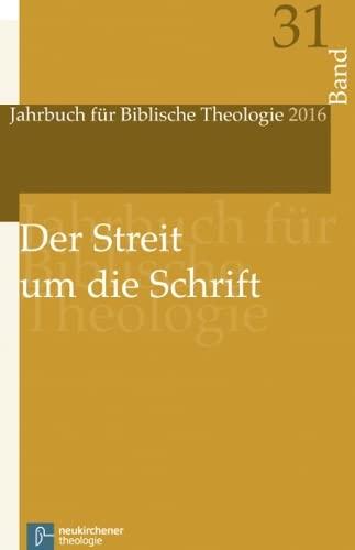 "9783788730512: Jahrbuch fA""r Biblische Theologie (Jahrbuch fur Biblische Theologie)"