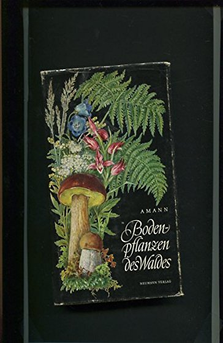 Bodenpflanzen des Waldes - Taschenbuch der beachtenswertesten: Amann, Gottfried: