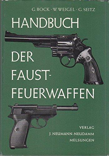 9783788802660: Handbuch der Faustfeuerwaffen