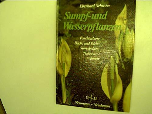 9783788804466: Sumpf- und Wasserpflanzen