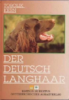 9783788808082: Der Deutsch-Langhaar