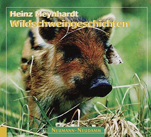9783788810184: Wildschweingeschichten