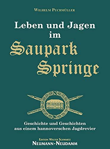 Saupark Springe: Wilhelm Puchm�ller