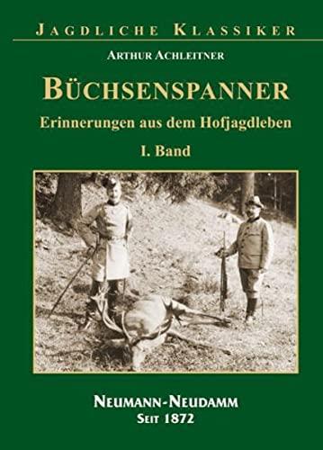9783788813970: Büchsenspanner – Band I