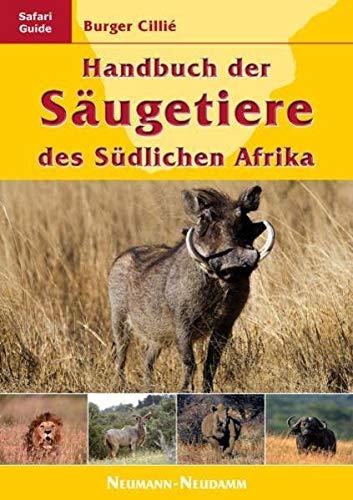 9783788814144: Handbuch der Säugetiere des Südlichen Afrika
