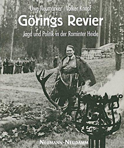 9783788815141: Görings Revier