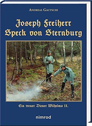 Joseph Freiherr Speck von Sternburg: Andreas Gautschi