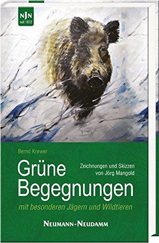 Grüne Begegnungen: Krewer, Bernd /