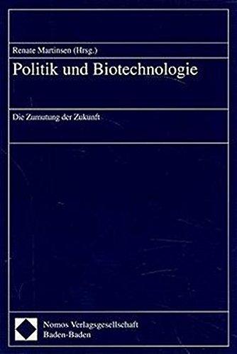 Politik und Biotechnologie: Renate Martinsen