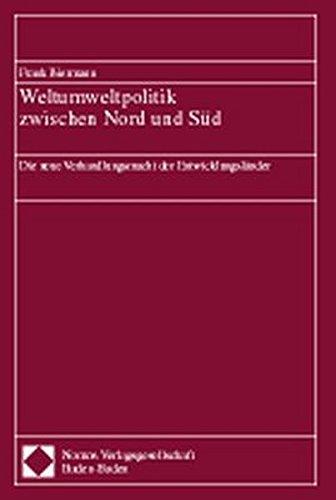 Weltumweltpolitik zwischen Nord und Süd: Frank Biermann