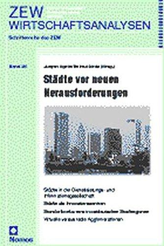 Städte vor neuen Herausforderungen: Jürgen Egeln