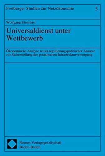 Universaldienst unter Wettbewerb: Wolfgang Elsenbast